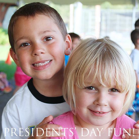 Presidents Day At Kroc CdA