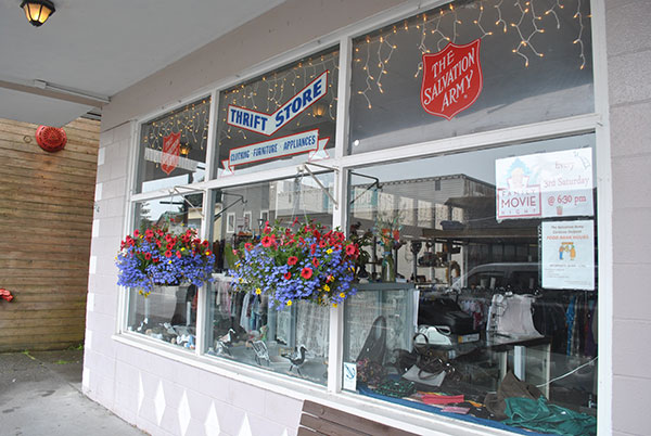 Cordova's Salvation Army Family Store
