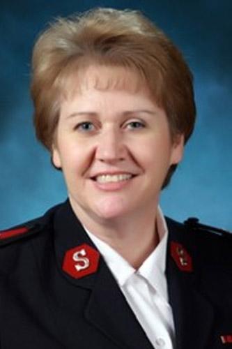 Major Sheryl Tollerud