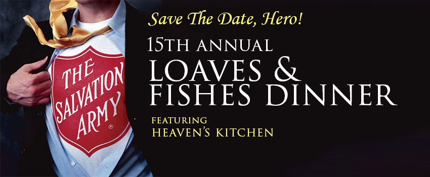 2014 Loaves & Fishes Dinner
