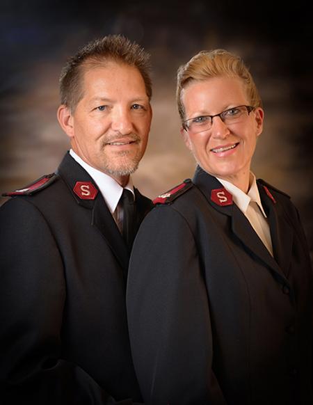 Daivd & Gaylene Yardley