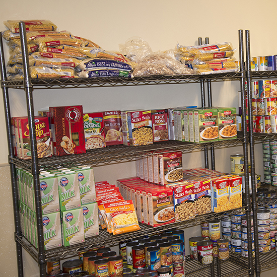 Spokane Food Bank Program