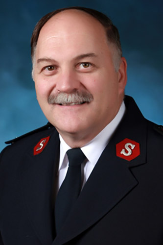 Major Doug Tollerud