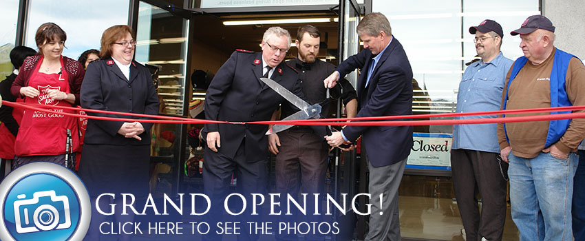 Wenatchee Store Grand Opening