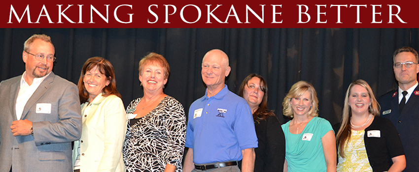 2014 Making Spokane Better Awards