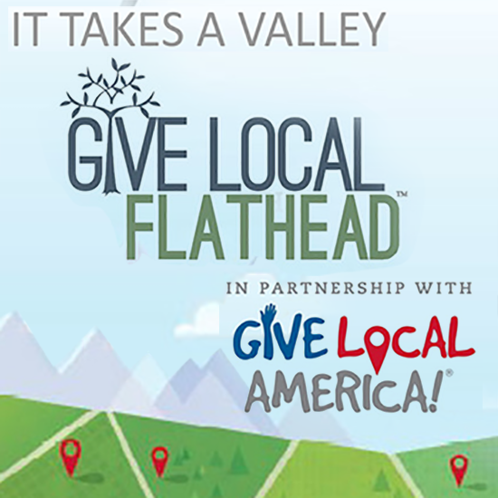 Give Local Flathead - May 2016