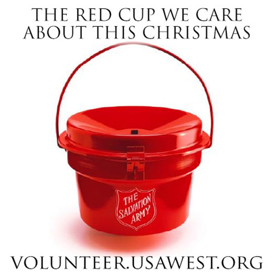 Be A Volunteer For The Salvation Army Tri-Cities