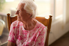 7 million Americans over the age of 65 experience depression.