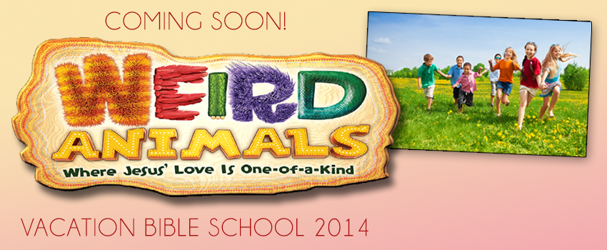 VBS2014 - Weird Animals
