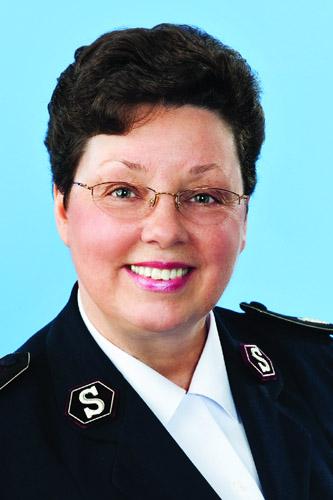 Commissioner Carolyn Knaggs