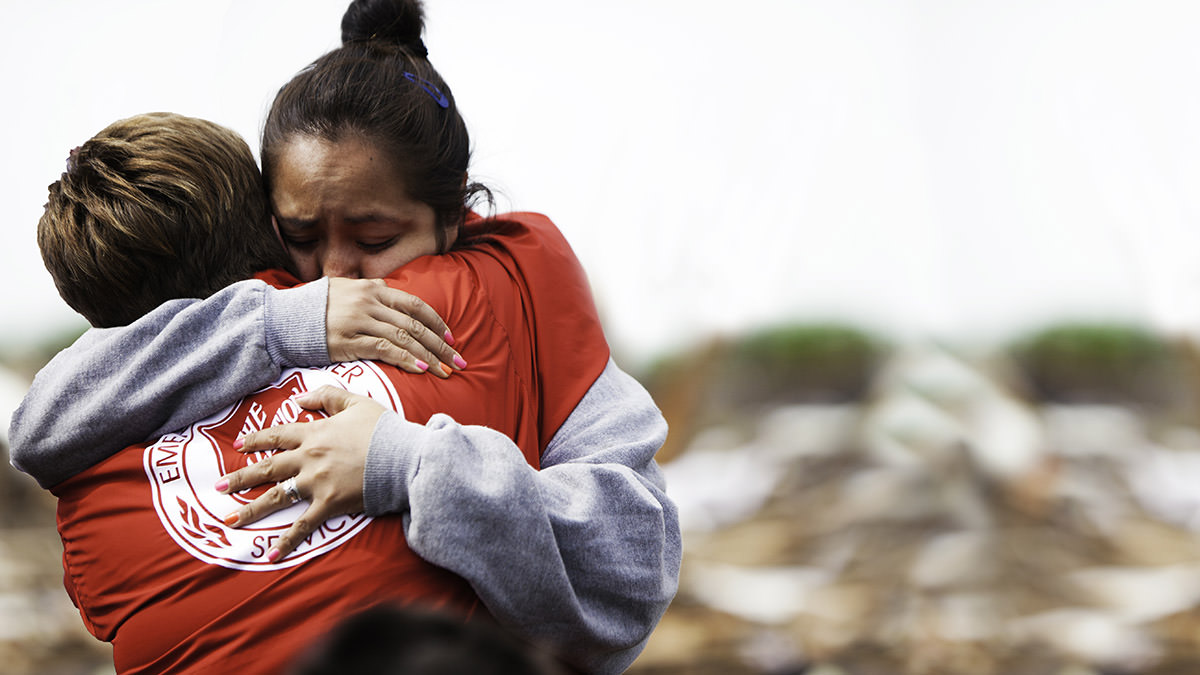 Help Disaster Survivors Photo