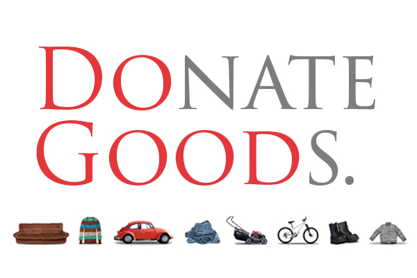 Family Stores: Donate Goods