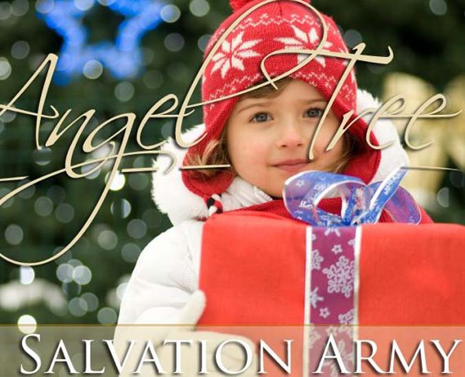 Angel Tree Tags