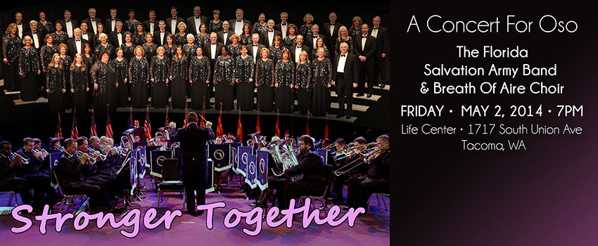 Stronger Together - A Concert For Oso