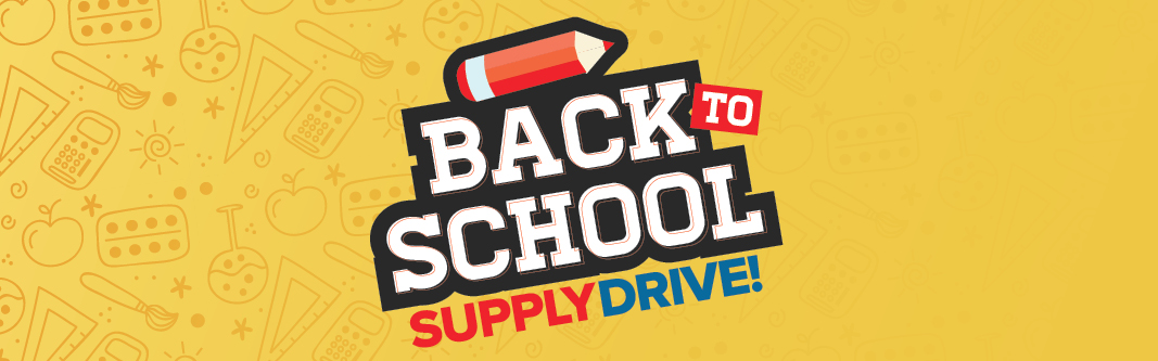 Back to School Supply Drive Image