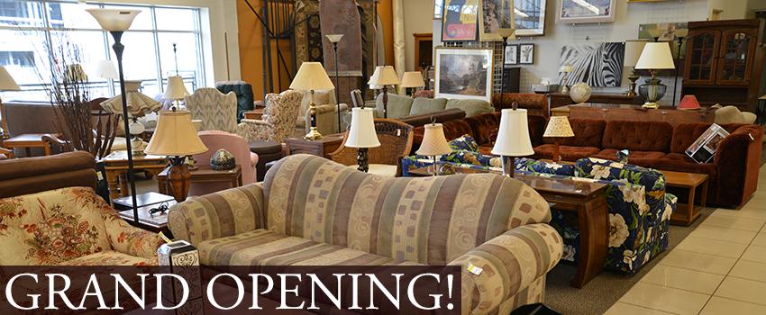 Shoreline Family Thrift Store Opens - Thursday, September 25th