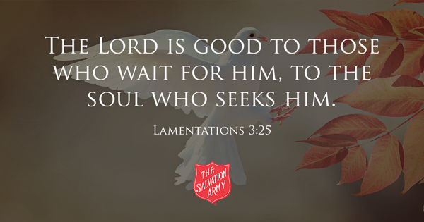 7 Inspiring Bible Verses for When You're Waiting - Silicon