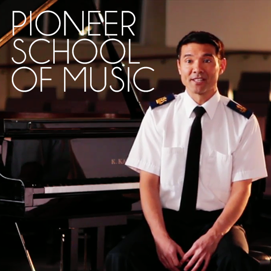 Pioneer School of Music - Tustin