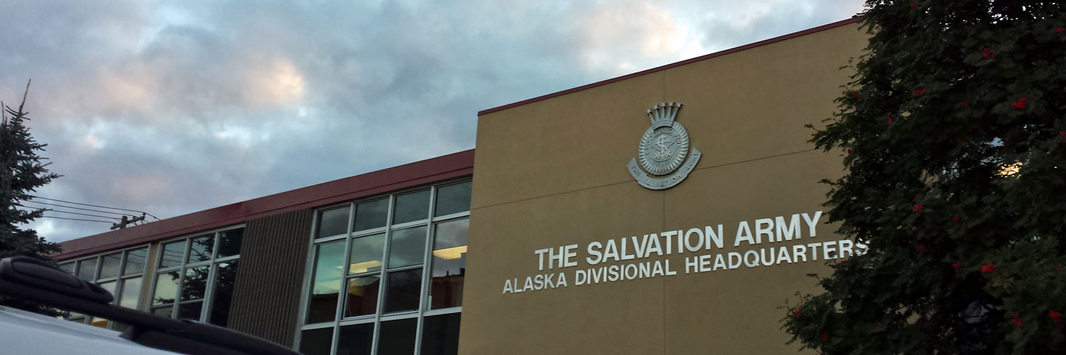 Alaska Divisional Headquarters, Anchorage