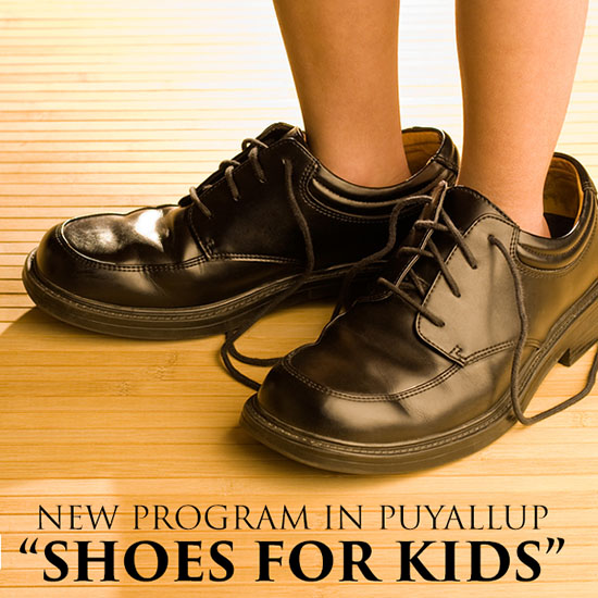 Shoes For Kids Program