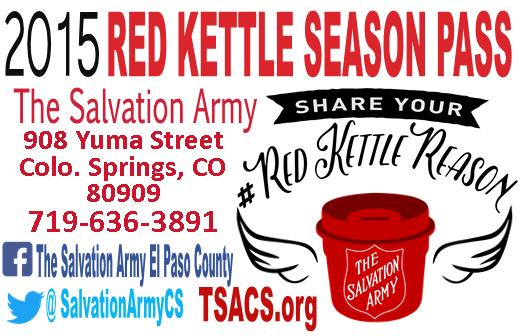 Salvation Army Food Pantry Colorado Springs