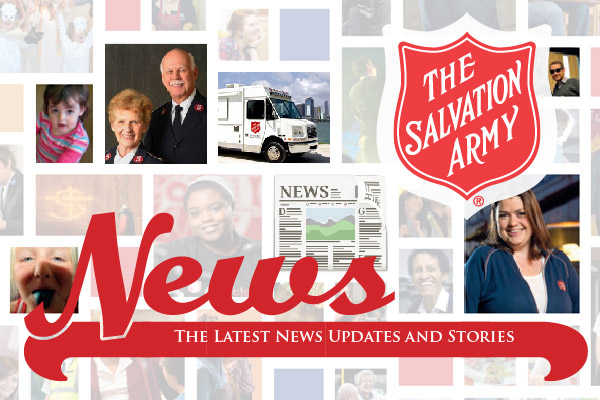 Salvation Army News