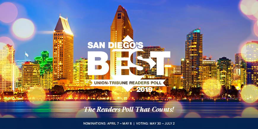 San Diego's Best Of Winners 2016 - The San Diego Union-Tribune