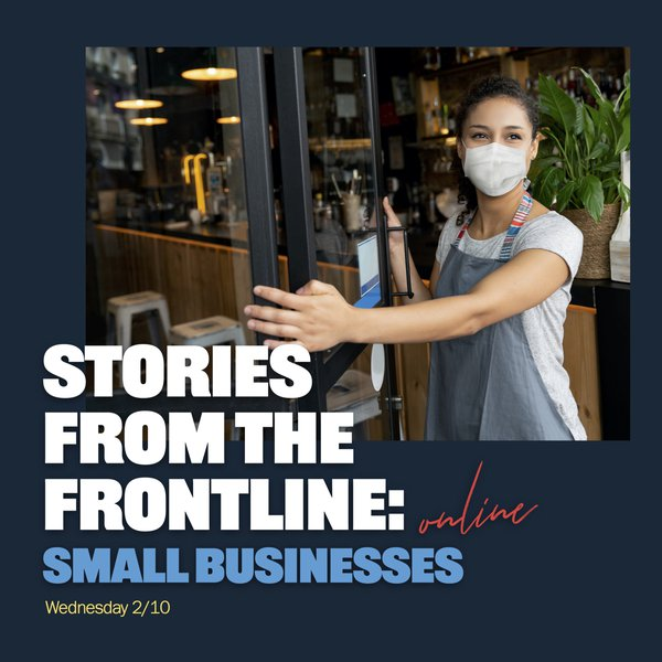 Stories From The Frontline