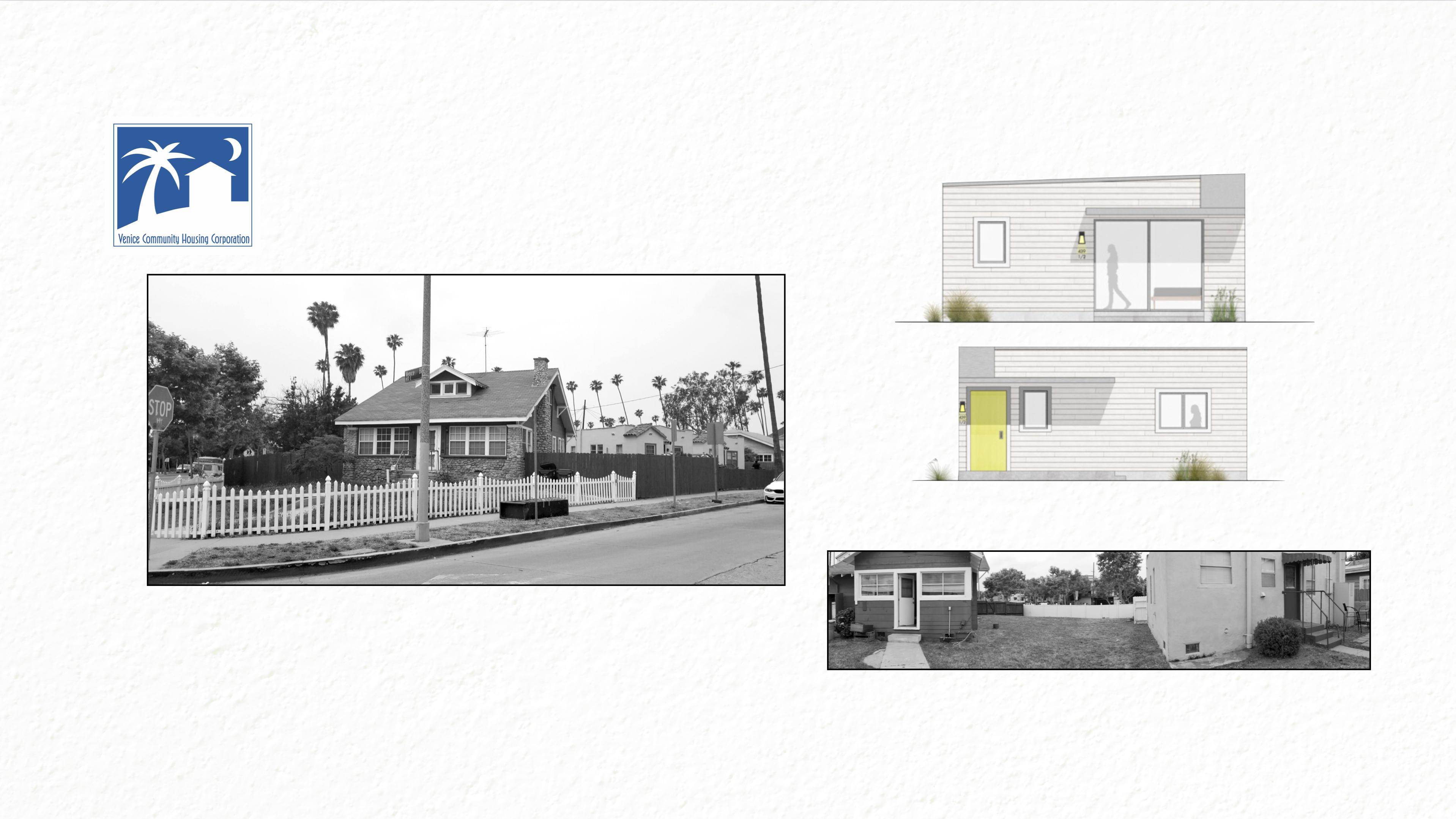 Venice Community Housing - Accessory Dwelling Unit Concept