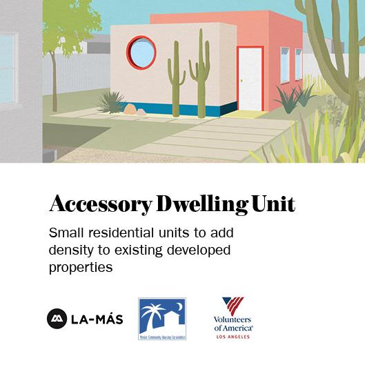 Accessory Dwelling Unit or ADU Category