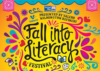 Fall Into Literacy 2018 Image