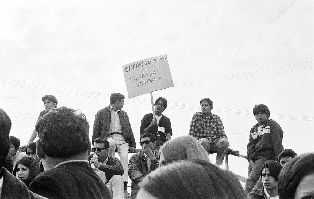 1968 East L.A. School Walkouts