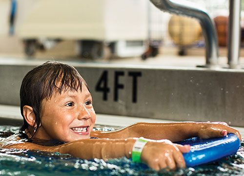 Stage 2: Water Movement | Swimming & Aquatics Programs | Valley of the Sun YMCA