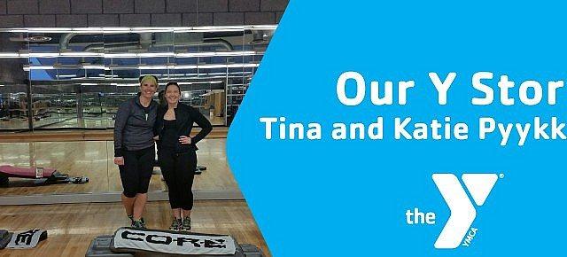 Tina And Katie Pyykkonen|Ahwatukee Family YMCA | Valley Of The Sun YMCA