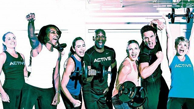 Mossa Group Fitness Program Launch   Lincoln Downtown Family YMCA   Valley of the Sun YMCA