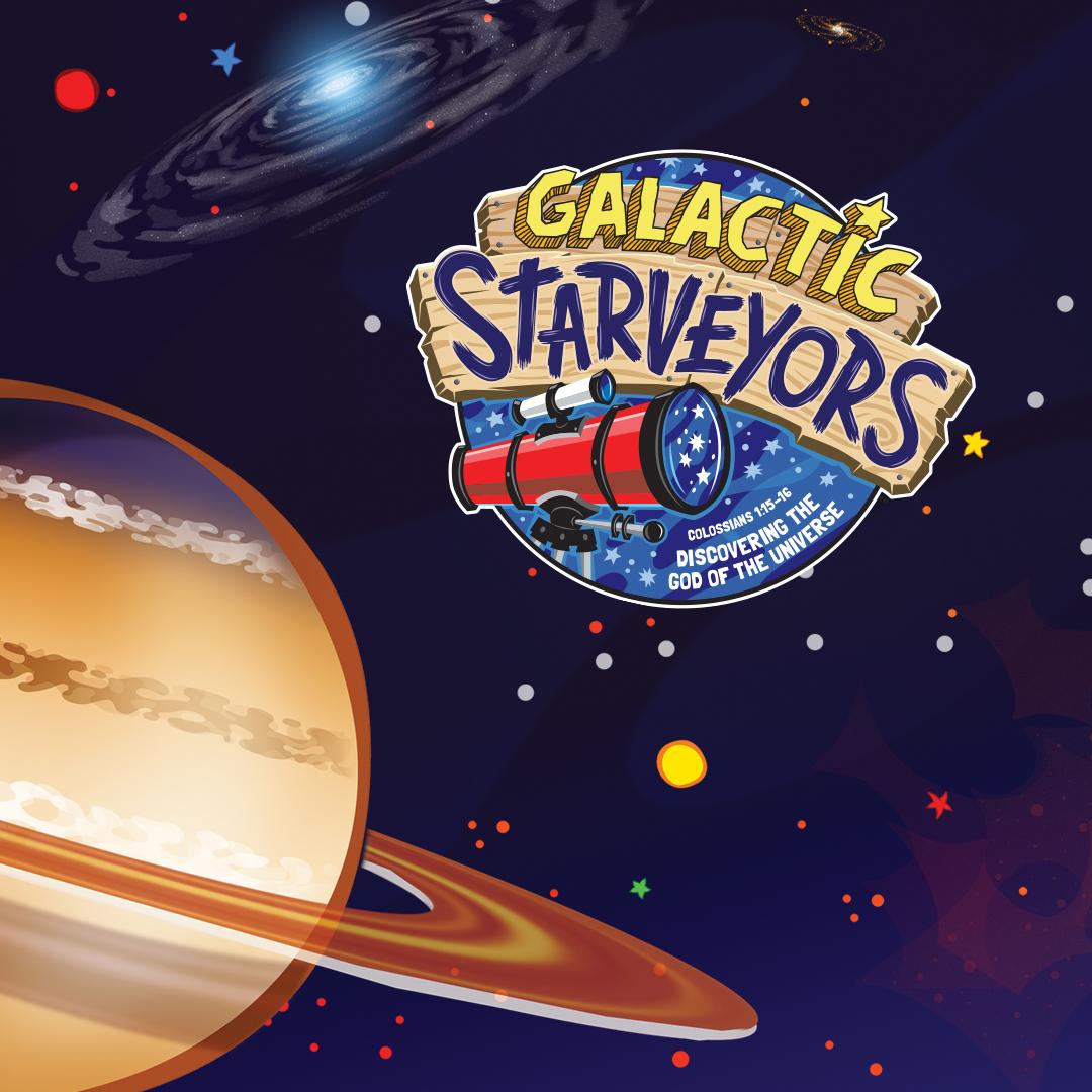 VBS Galactic Starveyors