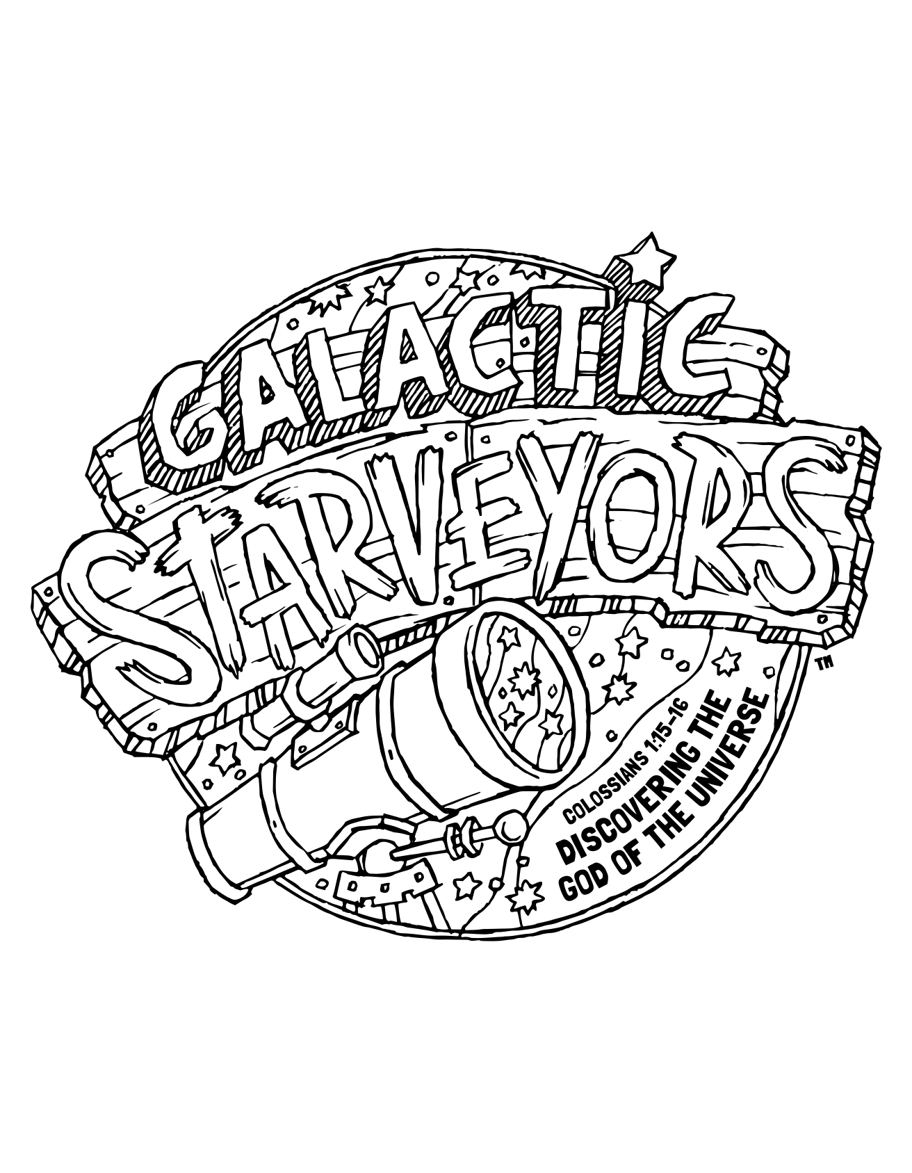 galactic starveyors coloring pages Galactic Starveyors Clip Art Related Keywords & Suggestions  galactic starveyors coloring pages