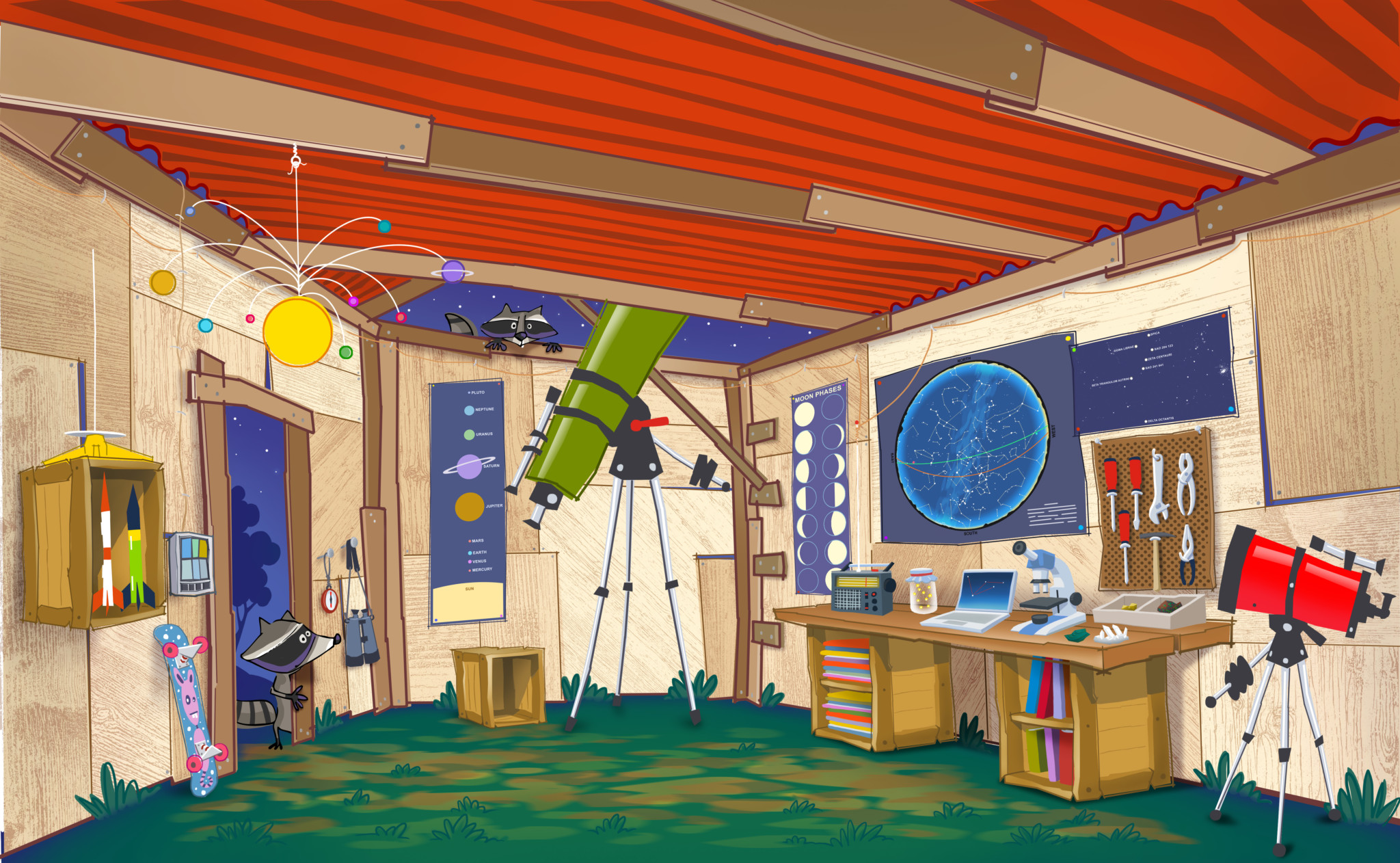 Lifeway vbs introducing galactic starveyors vbs 2017 for Interior design and decoration 6th edition pdf