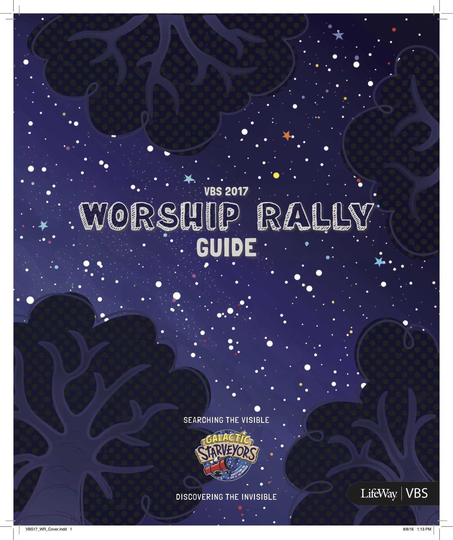 VBS | Vacation Bible School | Galactic Starveyor Skits