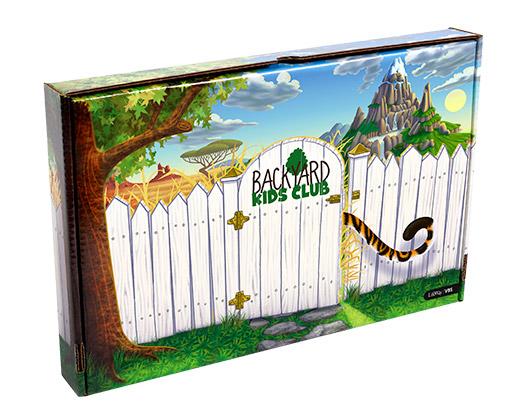 Backyard Kids Club - VBS Vacation Bible School Backyard Kids Club LifeWay VBS 2019