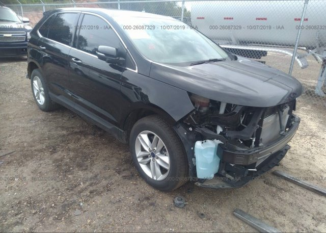 Inventory #597123219 2018 Ford EDGE