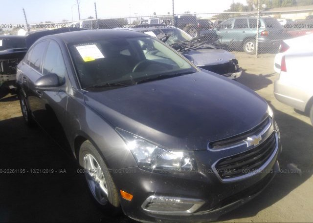 Inventory #502158203 2016 Chevrolet CRUZE LIMITED