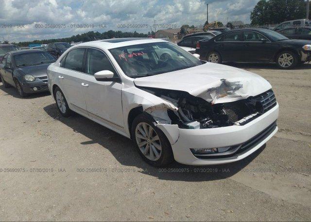 Inventory #827807513 2013 Volkswagen PASSAT