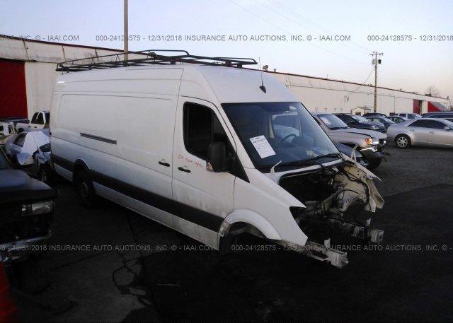 Inventory #503939119 2011 Mercedes-benz SPRINTER