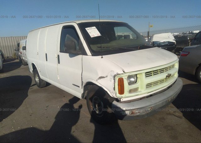 Inventory #553261254 2000 Chevrolet EXPRESS G2500