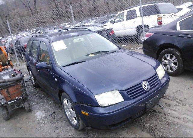 Inventory #211608838 2002 Volkswagen JETTA
