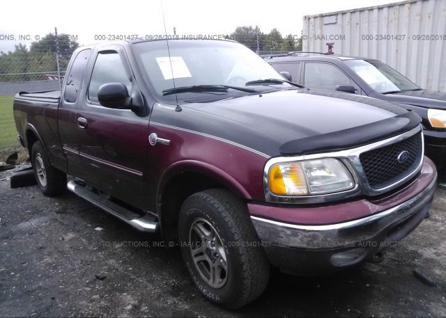 Inventory #846474367 2003 FORD F150
