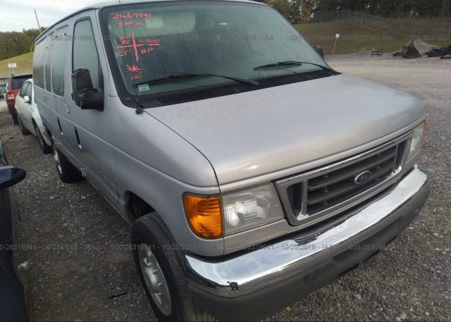 Inventory #341252182 2007 FORD ECONOLINE