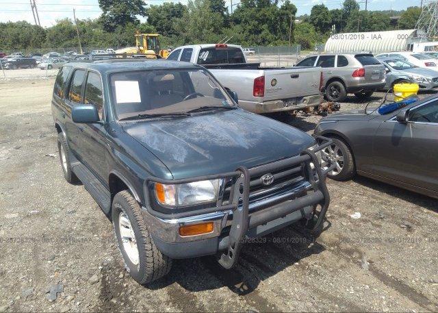 Inventory #973158889 1998 Toyota 4RUNNER