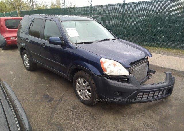 Inventory #485600324 2005 Honda CR-V